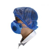 Detectable Fold Flat Face Masks