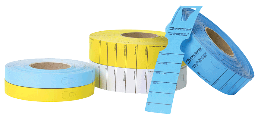 Detectable Tags